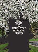 Green Tree Fire Dept. Logo